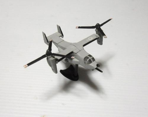 ローターが回るとニュースになる飛行機。