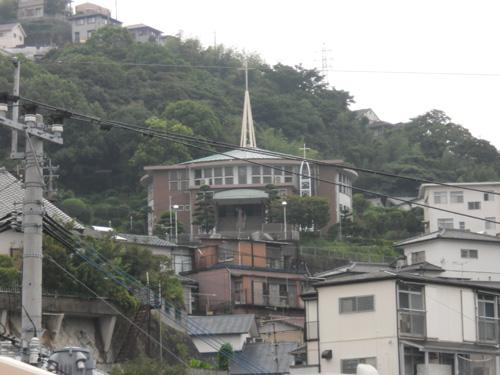 いつもの教会。