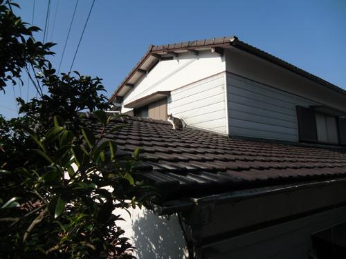 昨日はいい天気でした。ん!?