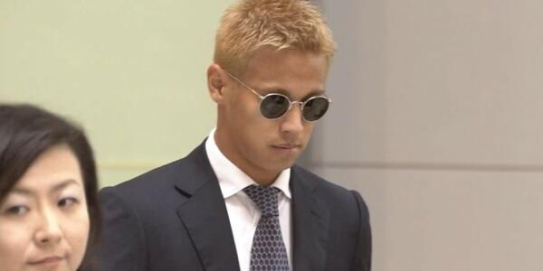 【サッカー】本田圭佑選手がレーシック手術で視力回復!両眼ともに0.4から2.0に