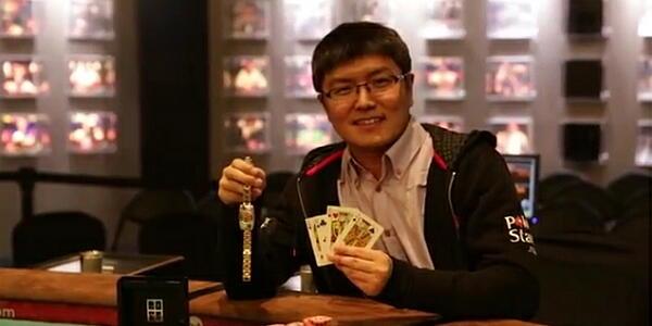 【米国】ポーカー世界選手権で日本人が初優勝、賞金4000万円を獲得