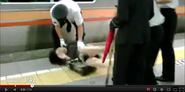 【ネット】海外から見た日本の印象が2分で分かる動画があまりにもカオス