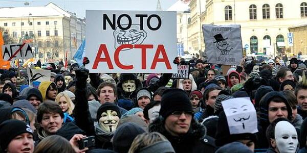 【日本】本日ACTA批准【終了】