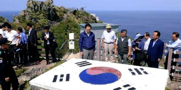 【竹島】 日本国政府が本気 全国70紙に韓国の不法占拠を批判する新聞広告掲載へ