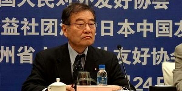 加藤紘一 「中国への対応に文句言ってる人に問う。武力衝突になったら、あなたは闘いに行きますか?」