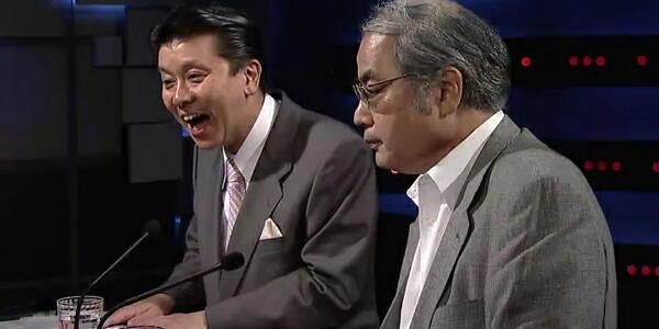 【TBS】武田一顯記者「(カツカレー問題を)セレブの鳩山さんは『安倍くんは庶民派を気取っている』と言った」 虚構新聞のネタを真に受け「サンデージャポン」で披露