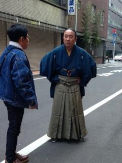 宝井琴調201415日本橋亭寛永三馬術
