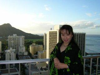 2010直美・ハワイ南国ベランダ