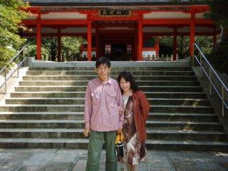 高野山ふたり2008.09.24