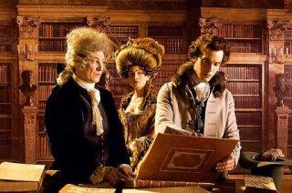 天才劇作家とモーツァルトの出会い3人