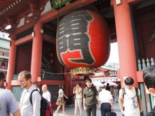 20120906浅草雷門恒明