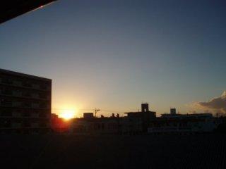 20120910宮古島広小路朝日