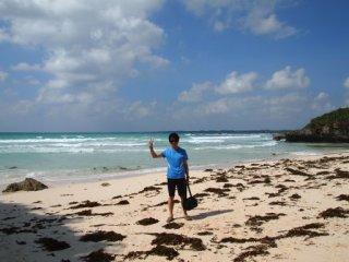 20120917砂山ビーチピース