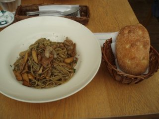 アフターヌーンスパゲティーランチ