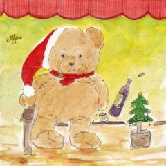 クマが、、、