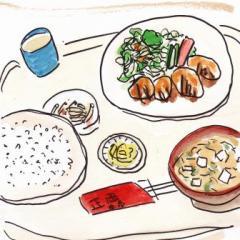 正岡本店 豚ヒレカツソース