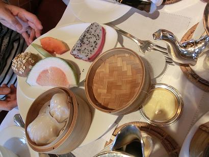 マンダリンオリエンタル朝食15