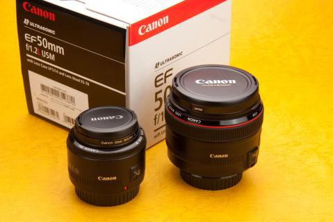 CANON EF50mm F1.2L