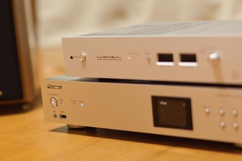 ネットワークオーディオプレイヤー Pioneer N-50