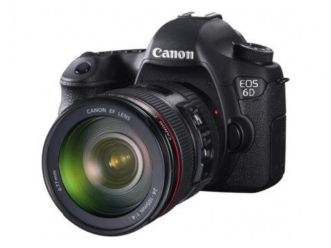 Cannon EOS 6D