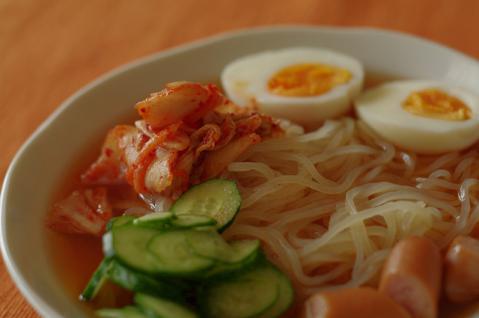 盛岡冷麺 食べ物