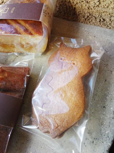 頂いたクッキー