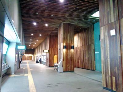 中之島の地下鉄