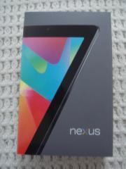nexus7 パッケージ