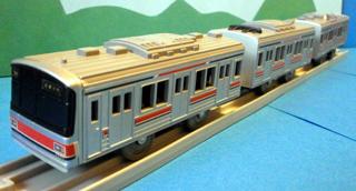 東急目黒線3000系プラレール ③
