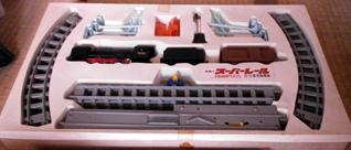 システム1 自動制御システム D-51蒸気機関車 セット内容