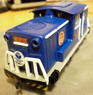 岩手開発鉄道DD56形ディーゼル機関車 ①
