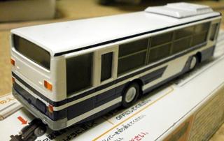 1/80スケール 大分バス 三菱KC-MP747K 完成 ②