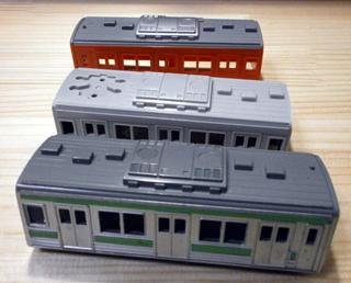 伊豆箱根鉄道5000系改造用205系ボディー