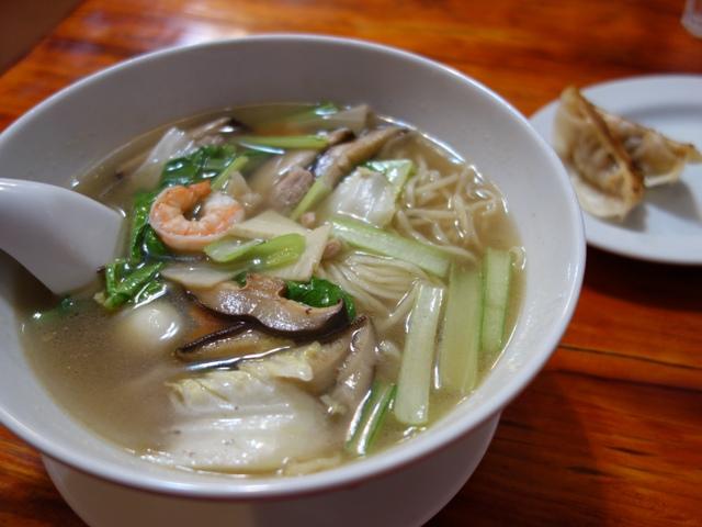 麺カフェ 琉珉1