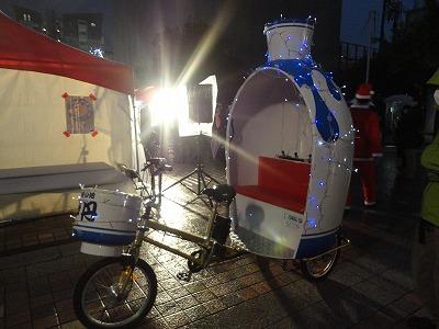 伊丹クリスマスマーケット15日