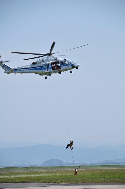 海上保安庁のAW139