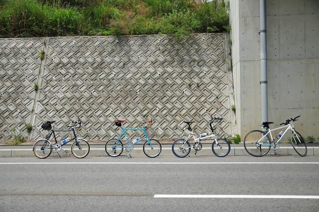 俺達の自転車軍団