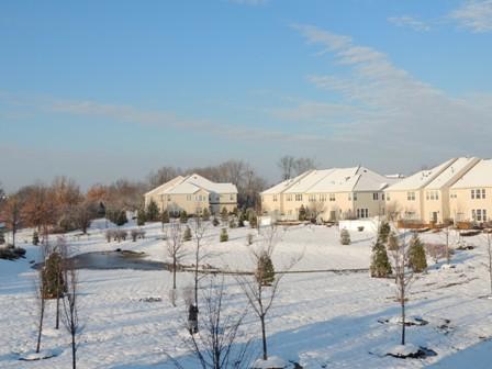 雪の後の晴れ (2)