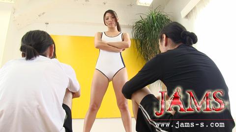 [SND-59]躍動ムッチリーナ 健康巨尻妹・秋元美穂