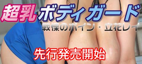 [SND-58]超乳ボディガード 戦慄のボイン・立花レイ