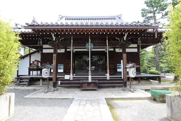 蘆山寺本堂