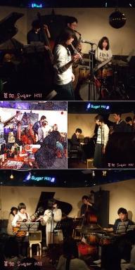 12/5(木)Sugarhill