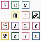 2012サマーセールポスター