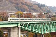 2012.11.24 臨時特急「あずさ75号」 長ナノN103編成