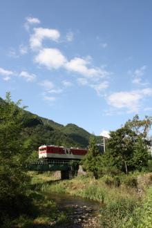 鉄道写真にチャレンジ!-ミニエコー