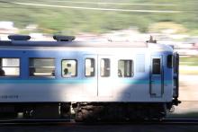 鉄道写真にチャレンジ!-115系信州色を流し撮り