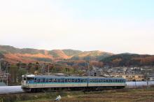 鉄道写真にチャレンジ!-2010.11.15今日の115系