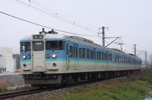 鉄道写真にチャレンジ!-115系編成写真