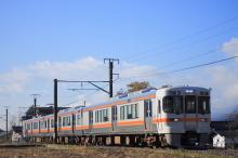 鉄道写真にチャレンジ!-313系 辰野~川岸間