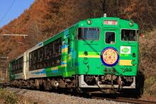 鉄道写真にチャレンジ!-2010.11.20 快速風っこうとう